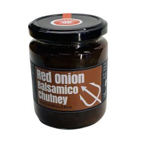 Sellfood Red Onion Balsamico Chutney